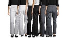 Hawke & Co Women's Snow Pants - White - Size: XLarge