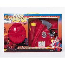 Castle Toys Children's Fire Rescue Halloween Costume