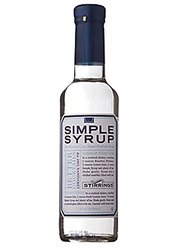 Stirrings Whiskey Sour Simple Syrup (6-Pack) - 12 Oz