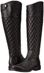 Vince Camuto Women's Faya Boots - Black - Size: 6.5 Wide