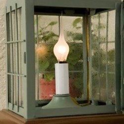 Pack Of 12 6 Watt Large Candle-Lite Light Bulbs