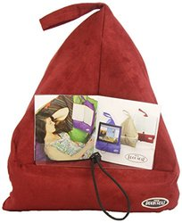 The Book Seat for Books/E-Readers/iPad - Red
