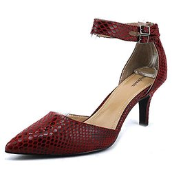 Style & Co. Wandah Women's Heels - Red - Size: 8.5