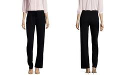 Citizen Cashmere Men's Lounge Pants - Black - Size: Medium