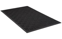 """Molded Rubber Outdoor Entrance Mat - 32x39"""""""