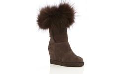 Australia Luxe Women's Foxy Wedge - Beva - Size: 40