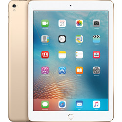 "Apple 9.7"" iPad Pro 128GB Wi-Fi Only - Gold (MLMX2LL/A)"