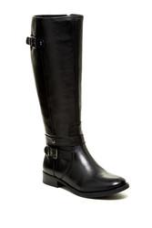 Arturo Chiang Women's Riding Boot - Black - Size: 5.5