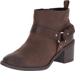 CARLOS by Carlos Santana Women's Vancouver Boot - Brown - Size: 9.5M