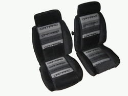 Acme Front Bucket and Rear Bench Seat Upholstery