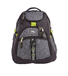 High Sierra Access Backpack - Static Mercury Zest