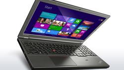 "Lenovo ThinkPad T540P 15.6"" Laptop i5 2.6GHz 4GB 180GB Win 7 (20BE003GCA)"
