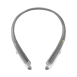 LG Tone Platinum Wireless Stereo Headset - Silver