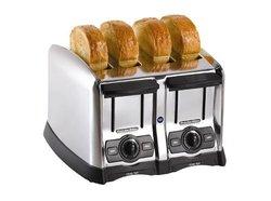 Proctor Silex Commercial 4 Slice Wide Slot Toaster