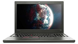"Lenovo ThinkPad 15.5"" Laptop i7 2.4GHz 8GB 256GB Windows 7 (20E2001CUS)"