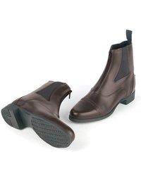 Ovation Women's Finalist Zip Paddock Boot -  Black - Size: 7