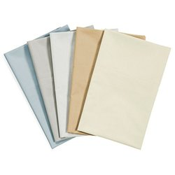 Great Hotels Collection Treviso 475TC Wrinkle-Resistant Cotton Sateen Solid Sheet Set, Almond, King