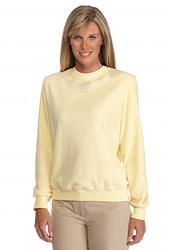 Alfred Dunner Embellished Fleece Sweatshirt