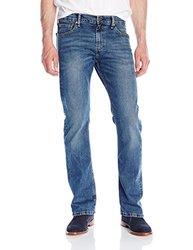 Levi's Men's 527 Slim Bootcut Jean - Black Stone - Size: 36W x 34L