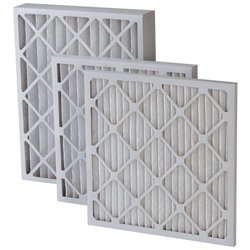 "Clear The Air 20""x25""x1"" Merv 8 Furnace Filters - Pack of 12"