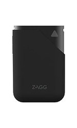 Zagg Power 12000mAh Portable Charger 12 Amp - Black