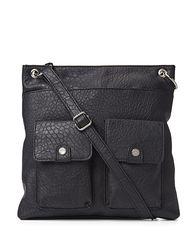 Rosetti Women's Crossroads Pippa Crossbody Handbag - Black
