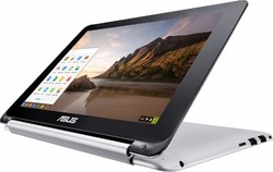 "ASUS 2-in-1 10.1"" Touch Chromebook 1.8GHz 4GB 16GB Chrome (C100PA-RBRKT03)"