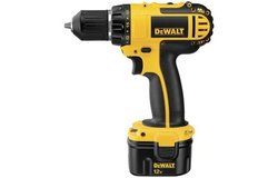 "Dewalt Cordless 3/8 "" Compact Drill/Driver 12.0 V Dual Speed (DC742KA)"