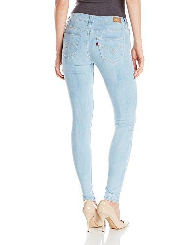 6f4aa4a6d2c ... Levi s Junior s 535 Super Skinny Jeans - Indigo Fog - Size  28W ...