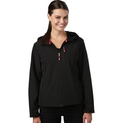 ZeroXposur Women's Lillian Softshell Jacket - Black- Size: Small
