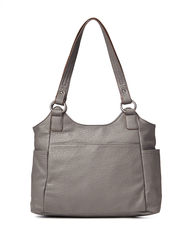 Rosetti Truth or Flare 4 Poster Tote Handbag - Grey - Size: One Size