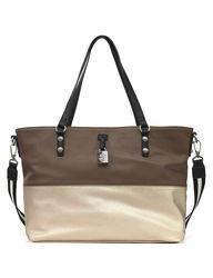 Jessica Simpson Women's Getaway Tote Handbag - Brown - Size: One Size