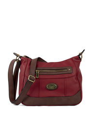 B.O.C. Pimento Brookton Crossbody Handbag - Red - Size: One