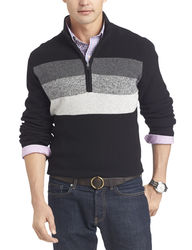 Izod Men's Plaid Woven Shirt - Egret - SIze: XXL