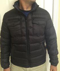 Michael Kors Men's Hillsboro Packable Down Jacket - Black - Size: XXL