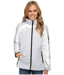 Free Country Women's 3-in-1 Systems Jacket - Winter Silver/White - Size:XL