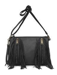 Jessica Simpson Women's Blair Crossbody Handbag - Brown - Size: One