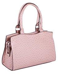 Bueno 'Tegan' Satchel Bag  - Pink