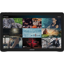 "Samsung Galaxy View 18.4"" Tablet 32GB Android - Black (SM-T670NZKAXAR)"