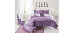 Seventeen Sparkle Faux-Mink& Sherpa 3-pc. Reversible Comforter Set - Full/Queen