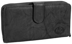 Heiress Ensemble Clutch Wallet, Black, One Size