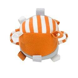 Giggle Kids Better Basics Tagg Ball - Orange - Size: One Size
