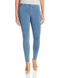 Hue Women's Super Smooth Denim Leggings - Vintage Wash - SIze: Medium