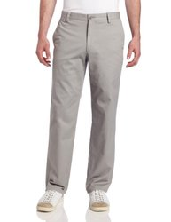 Dockers Men's D2 Straight Fit Flat Front Pant - Ancient Stone - Size:30x30