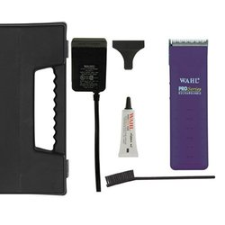 Wahl 8550-230 Pro Series Rechargeable Cord/Cordless Clipper, Purple