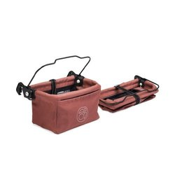 Orbit Baby Stroller Panniers, Mocha (Discontinued by Manufacturer) by Orbit Baby