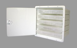 SSI Deluxe Tackle Box - 4 Drawers