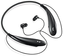 LG Tone Ultra Bluetooth Noise Cancelling Headphones - White (HBS-800)