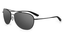 Kaenon Driver Men's Polarized Active Sunglasses - Matte Black/Grey