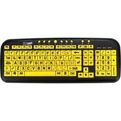 Ezsee Lg Print Spanish English Keyboard
